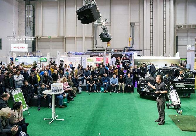 德国汉堡国际高尔夫用品展览会_现场照片