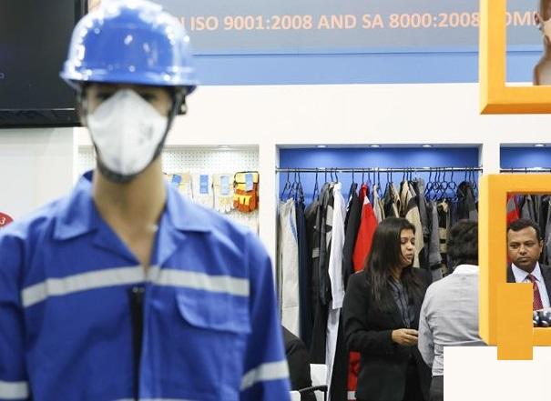 印度新德里国际劳保展览会
