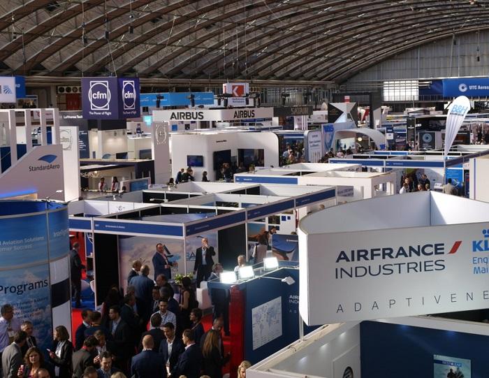 荷兰阿姆斯特丹国际直升机技术展览会_现场照片