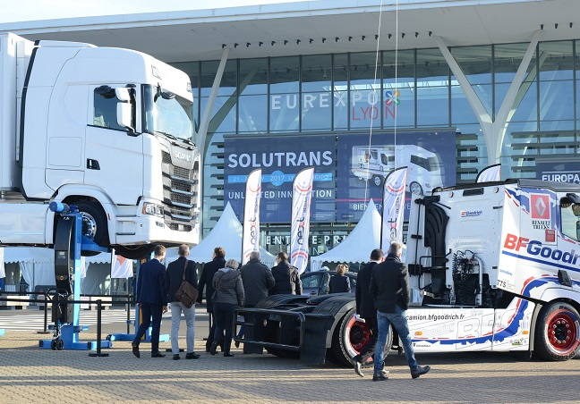 法国里昂国际重型车辆及配件展览会