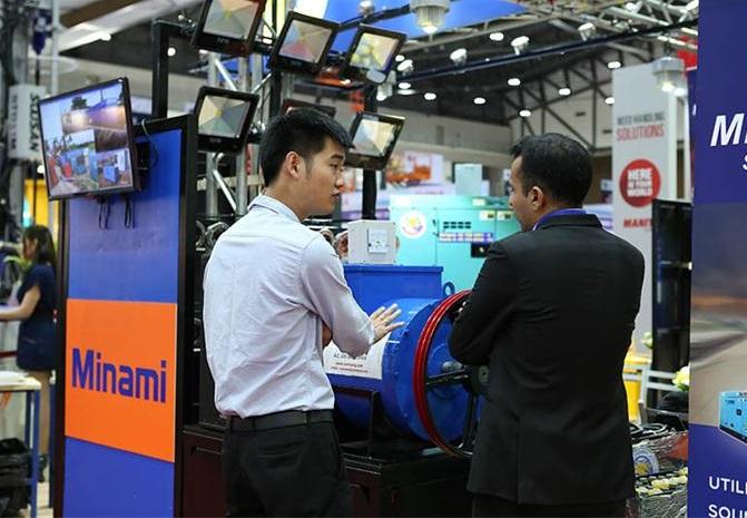 泰国曼谷东盟国际工程机械展览会