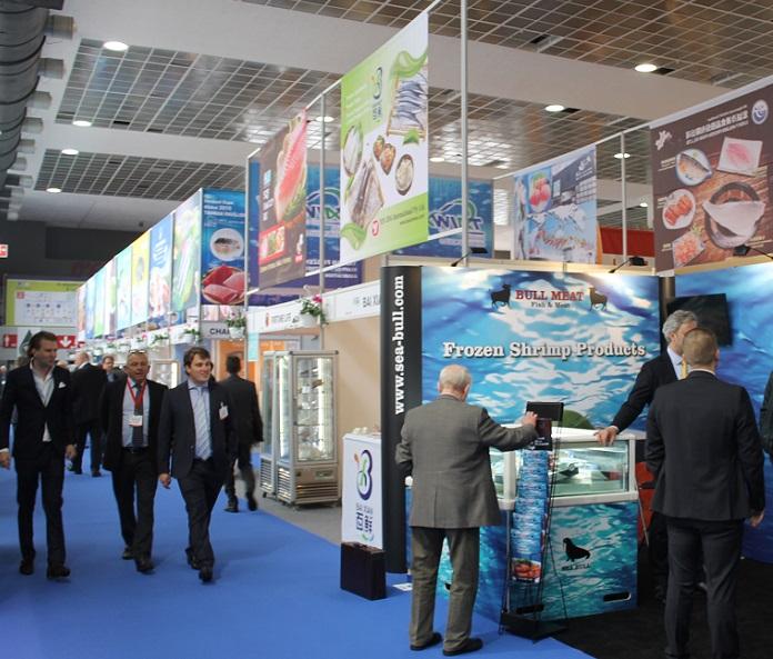 比利时布鲁塞尔国际水产海鲜及加工技术展览会_现场照片