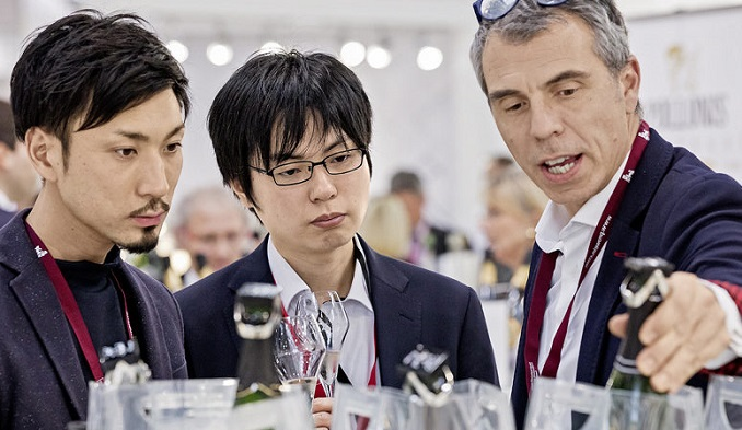 新加坡国际葡萄酒及烈酒贸易展览会