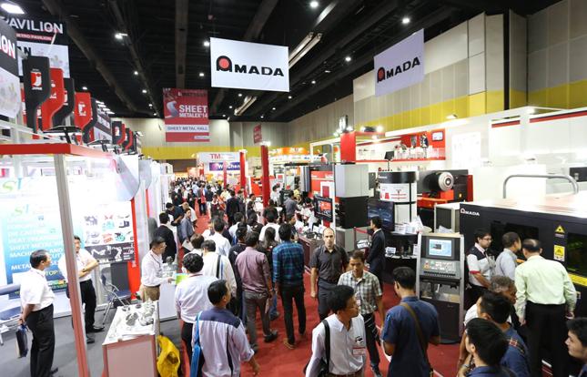 泰国曼谷国际机床和金属加工机械展览会