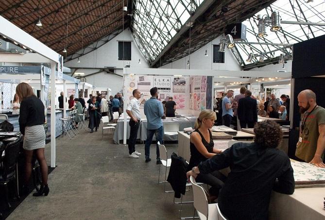 比利时布鲁塞尔国际室内装饰与家纺展览会