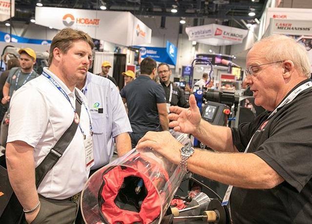 美国亚特兰大国际金属加工及焊接展览会