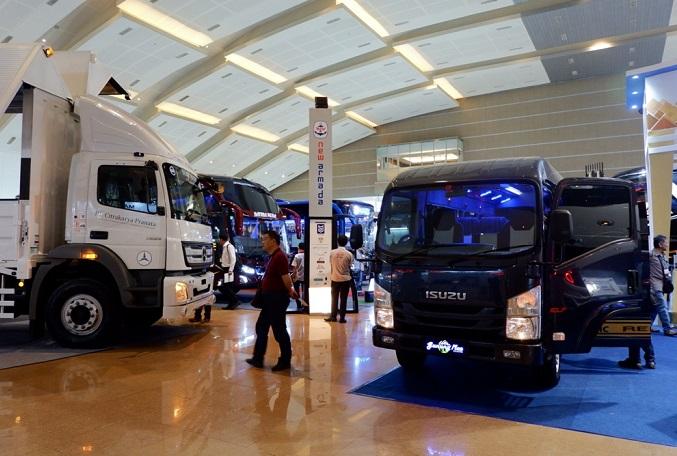 印尼雅加达国际交通及运输展览会