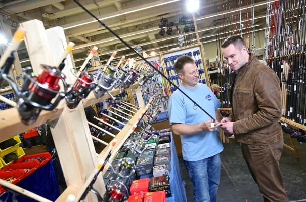 德国汉诺威国际马术、狩猎及钓具展览会_现场照片