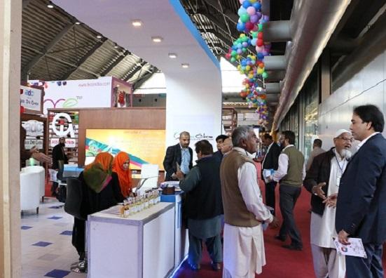 巴基斯坦卡拉奇国际化工涂料展览会
