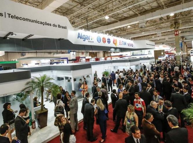 巴西圣保罗国际电信展览会_现场照片