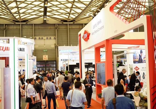中国(上海)国际管材展览会_现场照片