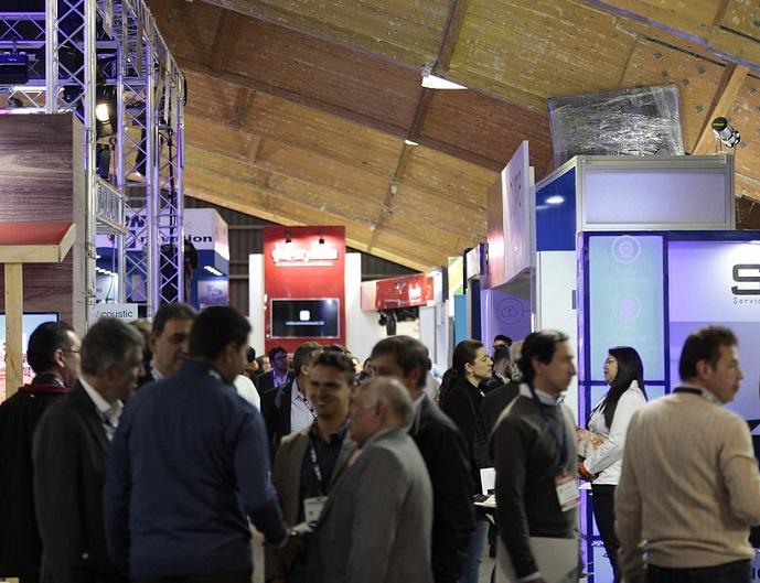 墨西哥国际数字通信展览会_现场照片