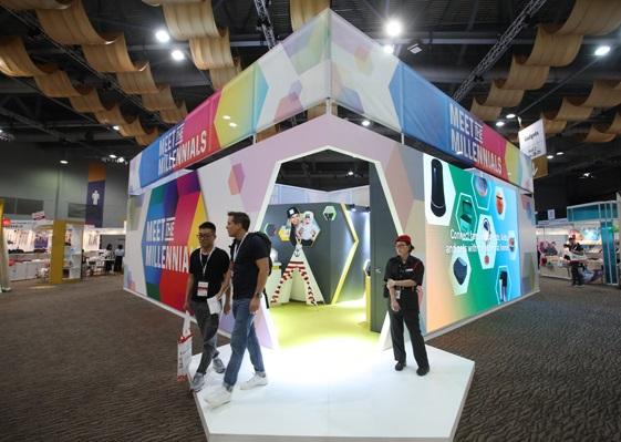 香港环球资源礼品及家居展览会_现场照片