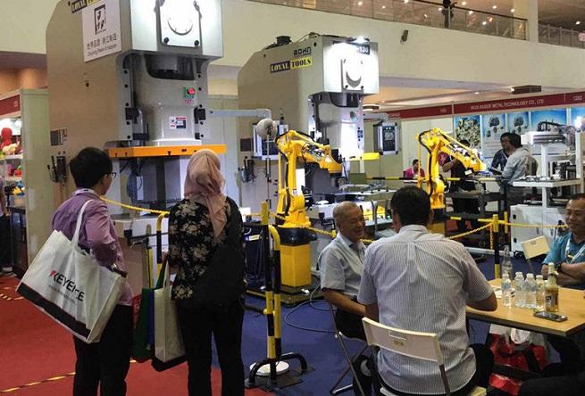 马来西亚吉隆坡国际机床、金属加工、工业自动化展览会