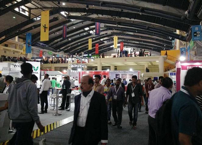 印度班加罗尔国际机床成型技术及工具展览会