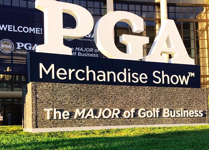 美国奥兰多国际高尔夫用品展览会_现场照片
