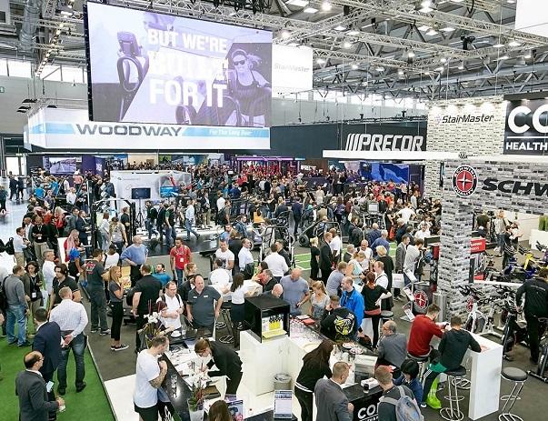 德国科隆国际健身健美及康体设施展览会_现场照片