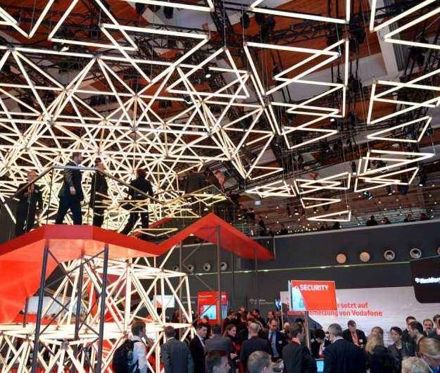 德国汉诺威国际消费电子信息及通信博览会_现场照片