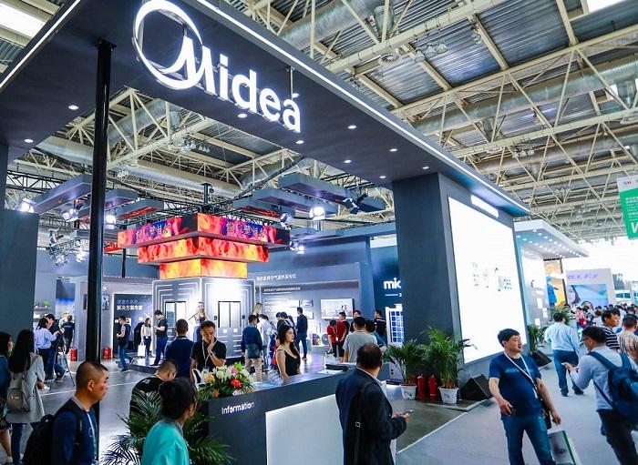 中国(上海)国际供热通风空调、卫浴及舒适家居系统展览会_现场照片