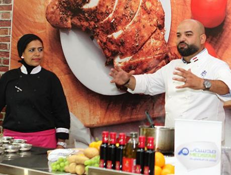 埃及开罗国际食品展览会