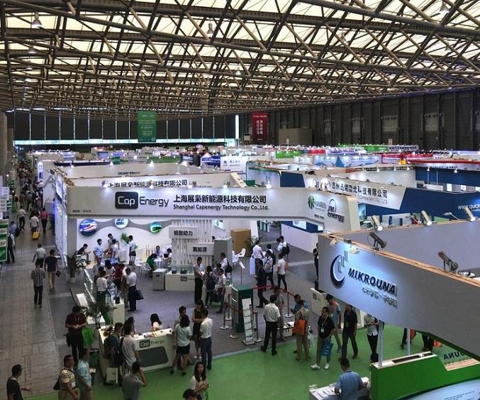 中国(上海)国际锂电工业展览会_现场照片