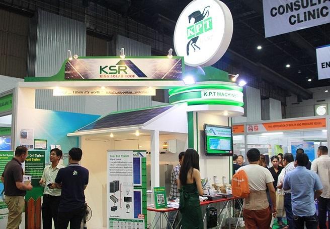 泰国曼谷国际可再生能源展览会