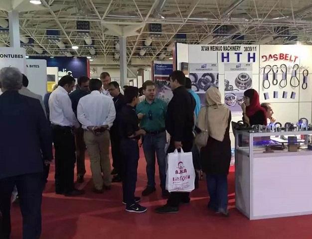 伊朗德黑兰国际工业展览会_现场照片