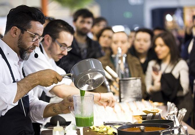 西班牙巴塞罗那国际食品和饮料展览会