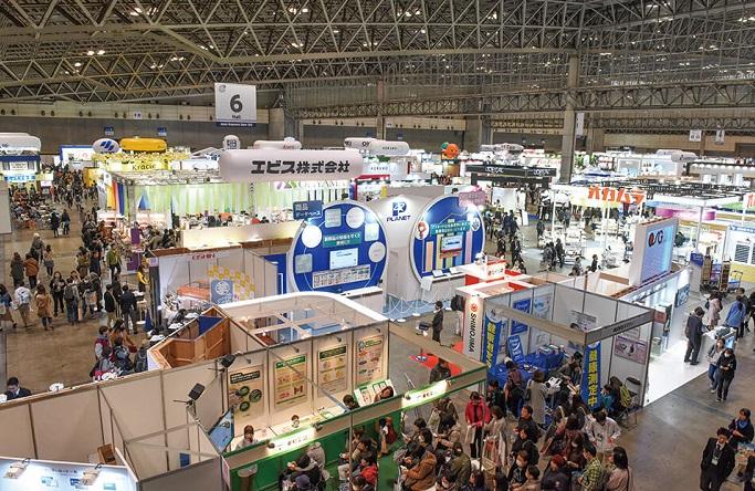 日本东京国际药妆及个人护理展览会