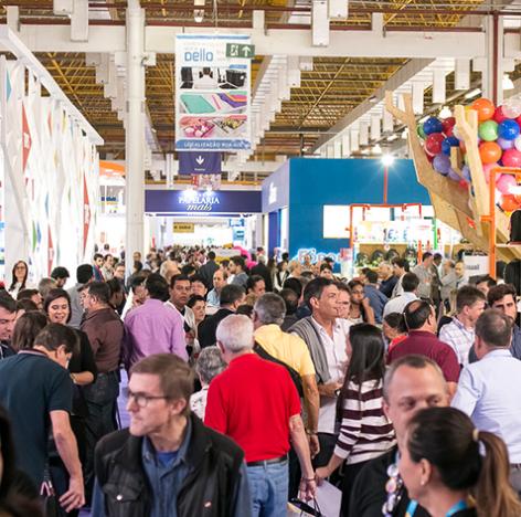 巴西圣保罗国际文具办公用品及电脑产品展览会