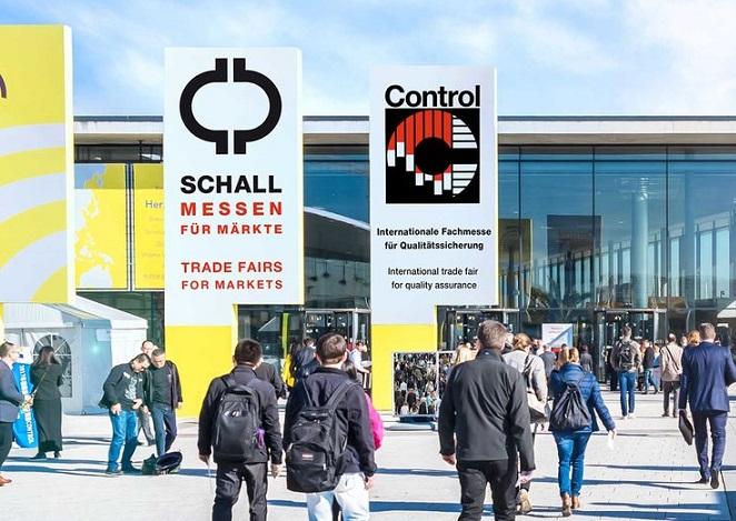 德国斯图加特国际质量控制及仪器仪表展览会