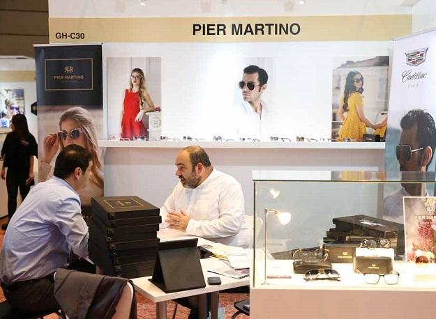 香港贸发局国际眼镜展览会_现场照片