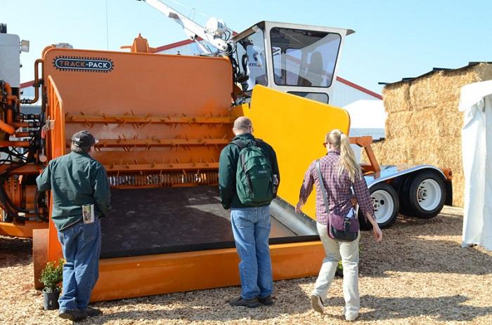 美国加利福尼亚国际农业机械展览会