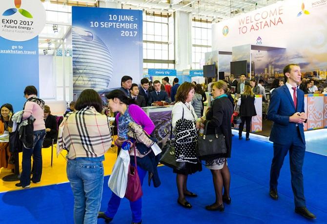 哈萨克斯坦阿斯塔纳国际休闲旅游展览会