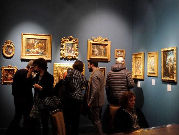 意大利摩德纳国际古董展览会_现场照片