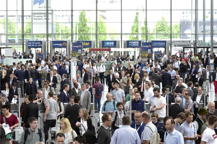 德国慕尼黑国际太阳能技术博览会