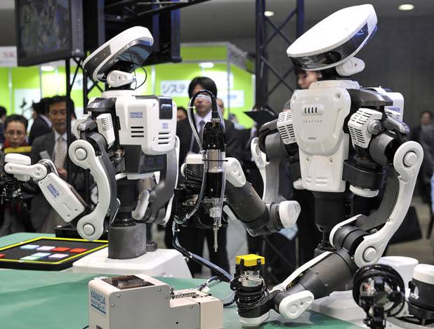 中国(上海)国际机器人展览会