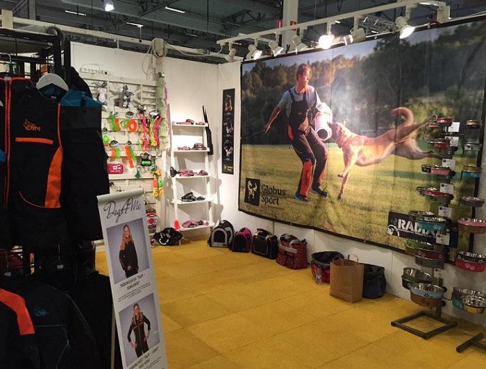瑞典斯德哥尔摩国际宠物供应展览会_现场照片