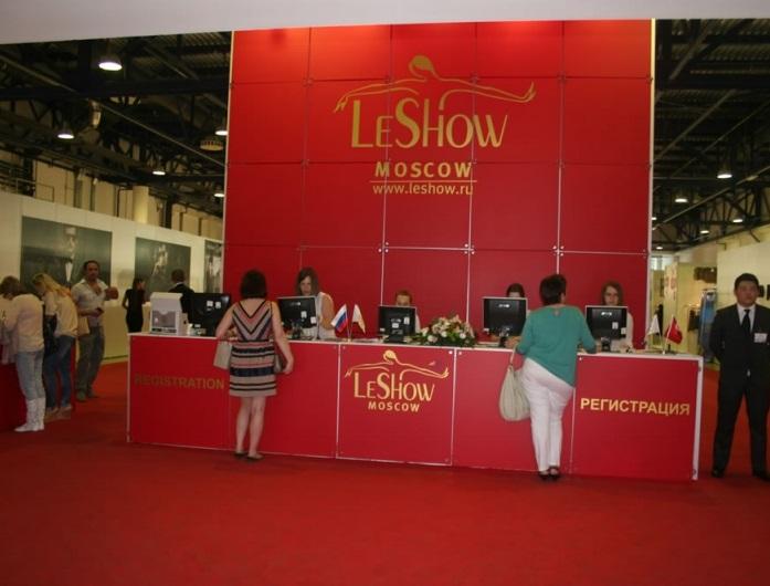 俄罗斯莫斯科国际皮革皮草展览会_现场照片