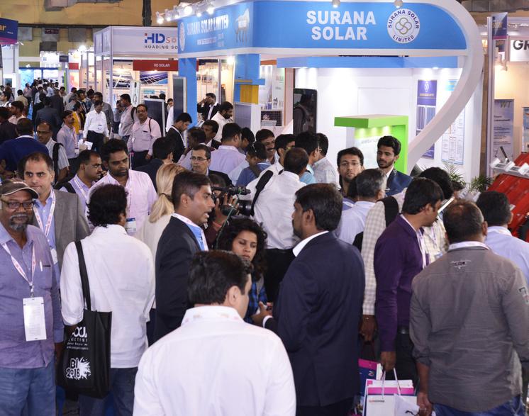 印度班加罗尔国际太阳能技术博览会