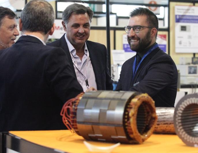 意大利博尔扎诺国际线圈、绝缘材料及电器制造展览会_现场照片