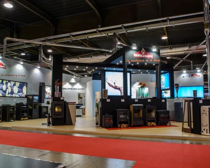 意大利维罗纳国际壁炉庭院及烧烤设备展览会_现场照片