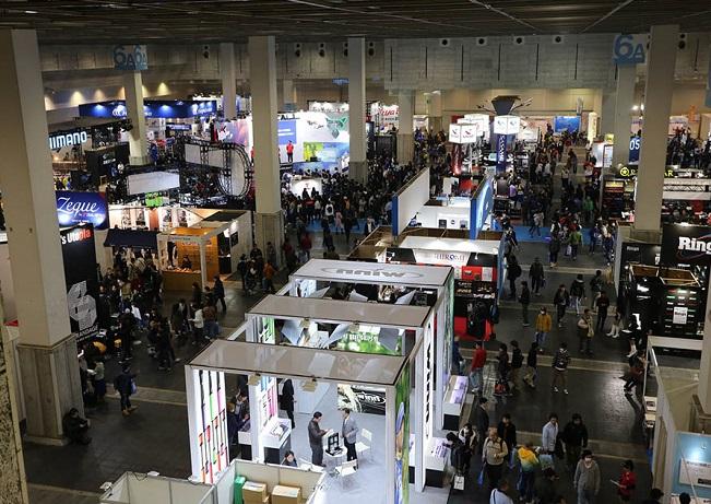 日本大阪国际钓具展览会