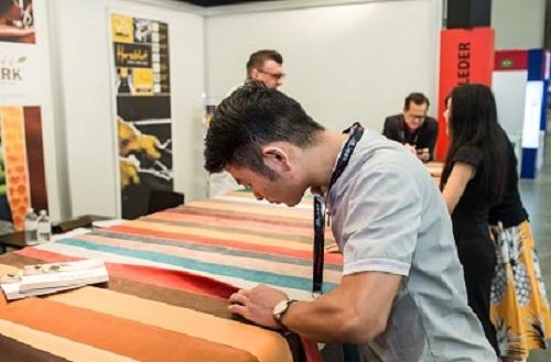 中国(上海)国际皮革展览会_现场照片