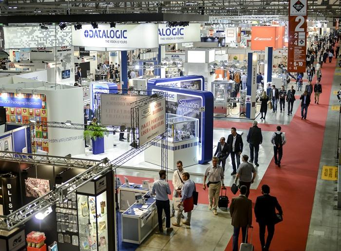 意大利米兰国际肉制品工业展览会_现场照片