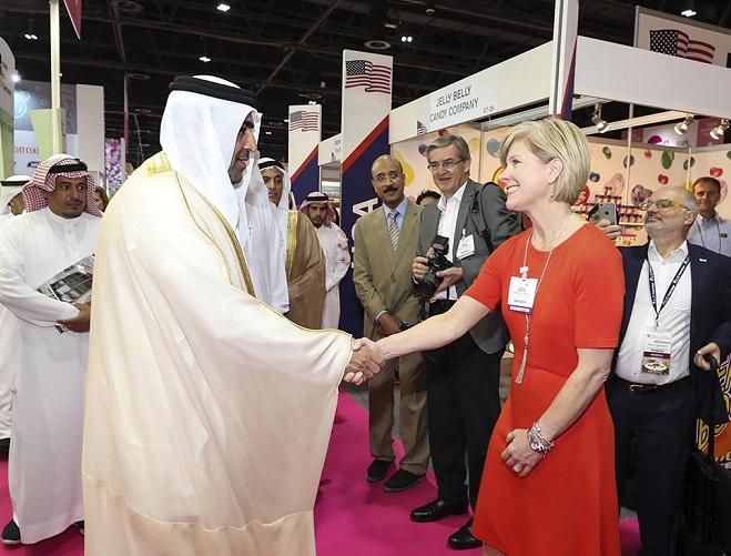 迪拜国际甜食及休闲食品展览会