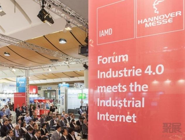 德国汉诺威国际工业博览会_现场照片