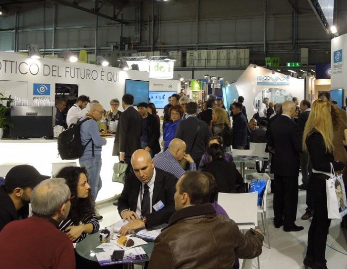 意大利米兰国际光学、验光设备及眼镜展览会_现场照片