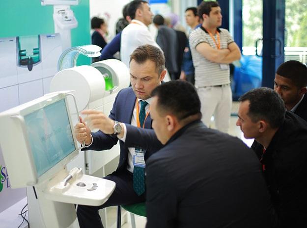 乌兹别克斯坦塔什干国际口腔展览会