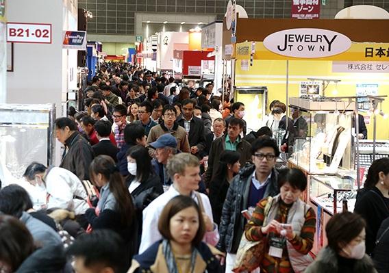 日本东京国际珠宝展览会